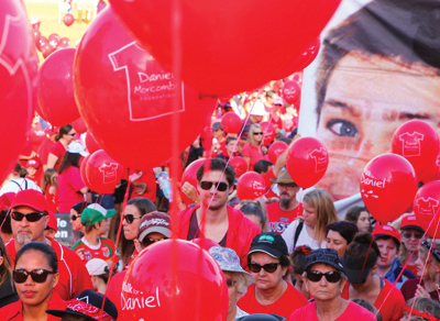 Walk for Daniel | Daniel Morcombe